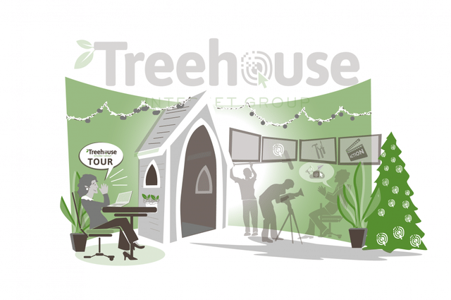 The Treehouse Mannequin Challenge