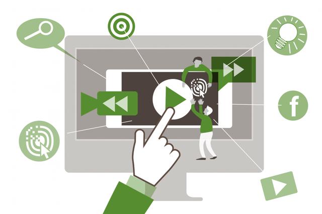 Video Content blog illustration