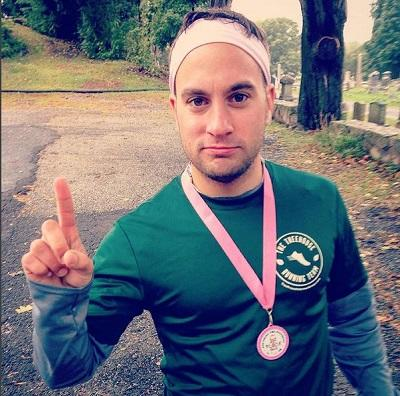 Treehouse Runners Place Top 5 in Pounding the Pavement for Pink