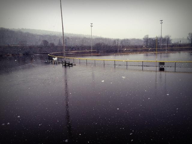 Flooding in Sackville, NS