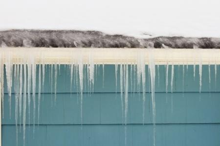 Ice Dams... Don't Let Them Happen to You!