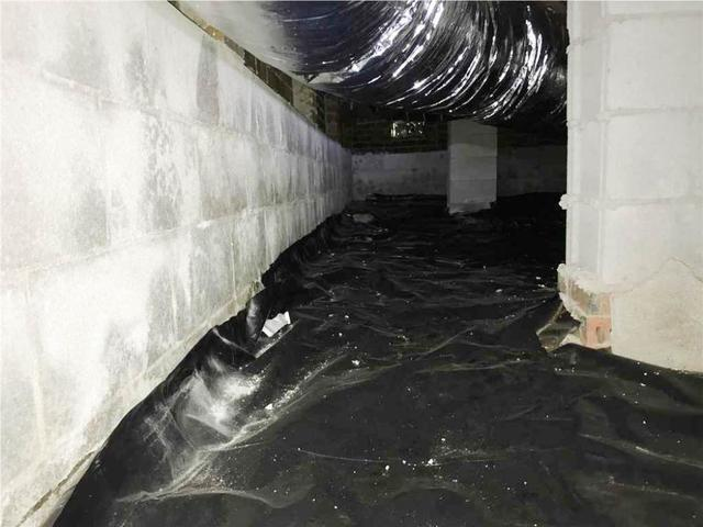 The top 5 reasons why a crawl space encapsulation can make an impact on your home and family....