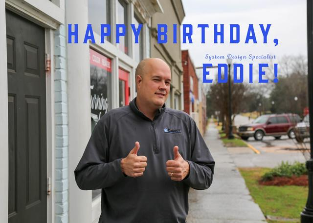 January Employee Birthdays