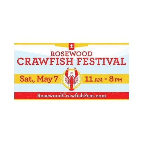 Cantey at the Rosewood Crawfish Festival
