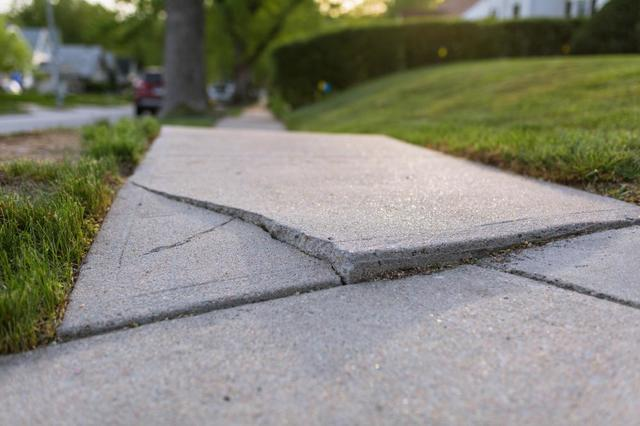 How To Fix A Trip Hazard - Fix uneven concrete with PolyLevel