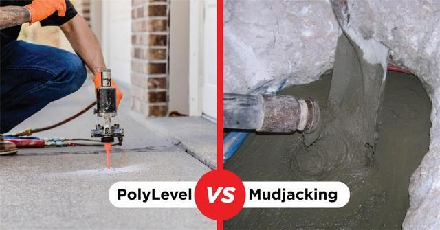 Why Mudjacking Isn't the Best Fix for Sunken Concrete