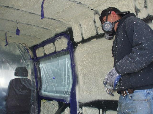 An Interesting Application for Spray Foam Insulation - Image 2
