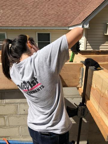 Quality 1st Helps CAI- NJ & Habitat For Humanity Monmouth County for the day! - Image 5