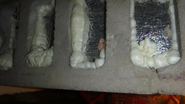 Importance of sealing open block core
