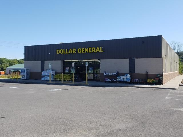 Dollar General in Lasning, Upgrade
