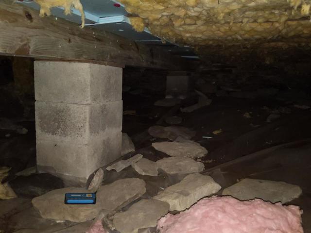 Crawl Space repair Central New York