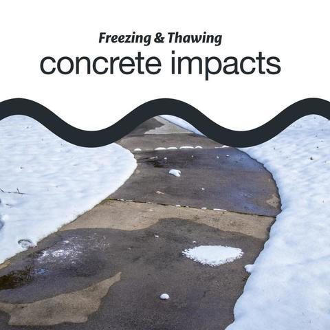 Your Concrete and Central New York Winters... They don't mix!
