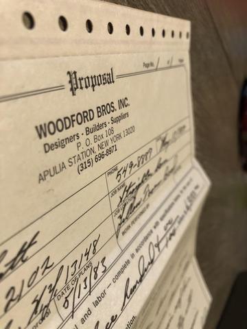 Woodford Free Estimate