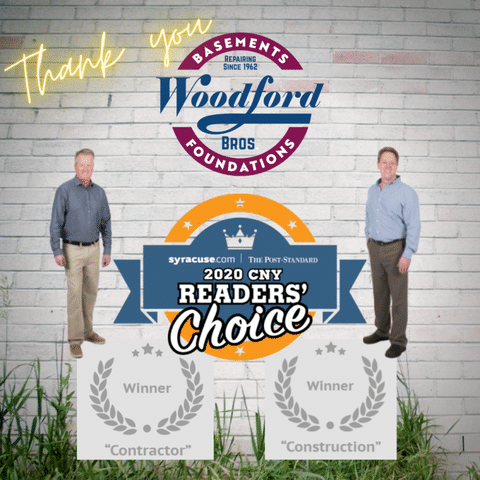 Woodford Brothers 2020 CNY readers Choice Award Winners
