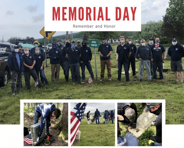 Woodford Memorial Day 2020