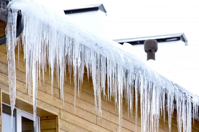 This Is What Causes Ice Dams (Hint: It's Not Your Gutters or Roof!)