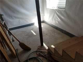 Basement Interior Waterproof System Installation in Deary, ID - Image 2