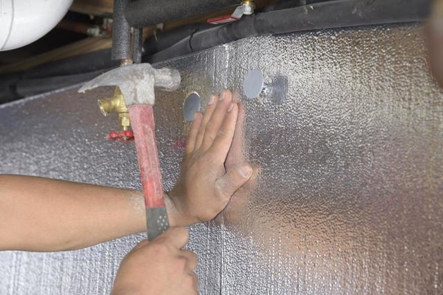 Benefits of SilverGlo Crawl Space Wall Insulation System - Image 1