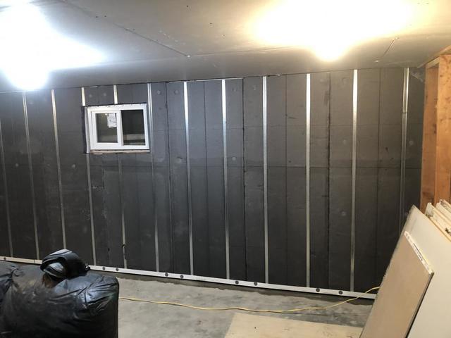 Basement To Beautiful Wall Panels - Image 1