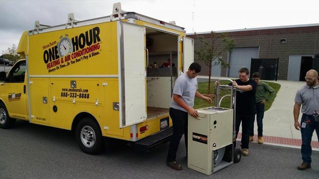 To facilitate training and education of HVAC students, One-Hour Heating & Air-Conditioning-part of the Meacham Companies family of in-home services-recently...