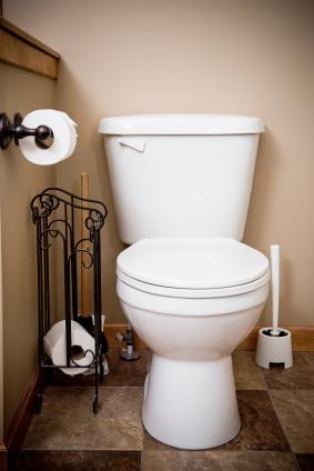 Cracked Toilet May Need to be Replaced — or Not