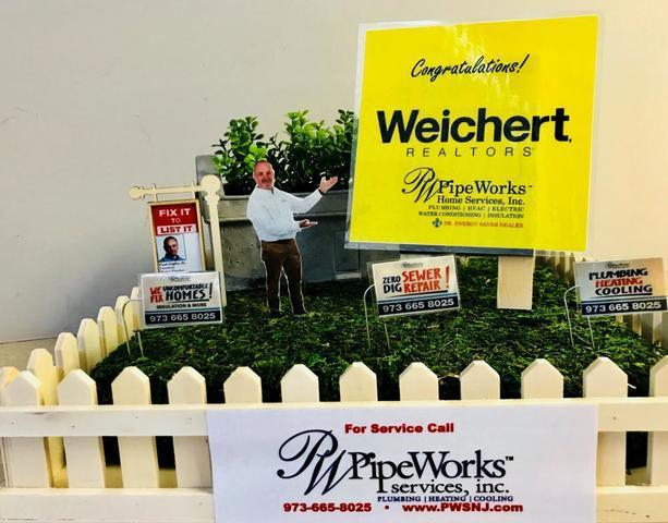 Fix It To List It REALTOR Program - Launching at Weichert Headquarters