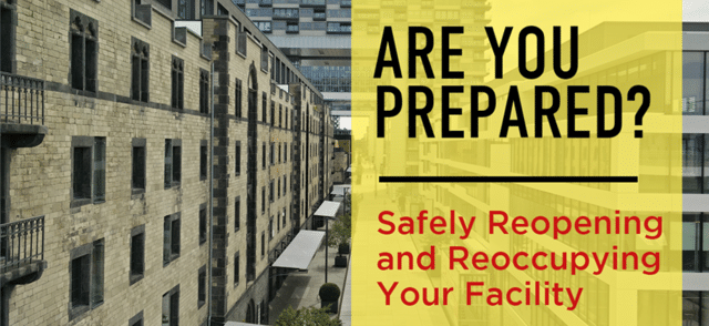 Reopening Your Building: COVID-19 Facility Reoccupancy Guide - Image 1