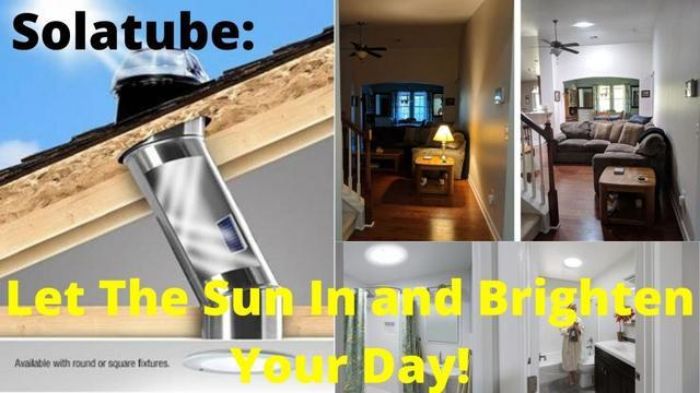 Solatube Daylighting and It's Benefits!