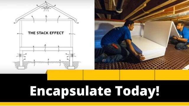 Speaking of Unhealthy, Have you Seen Your Crawlspace??