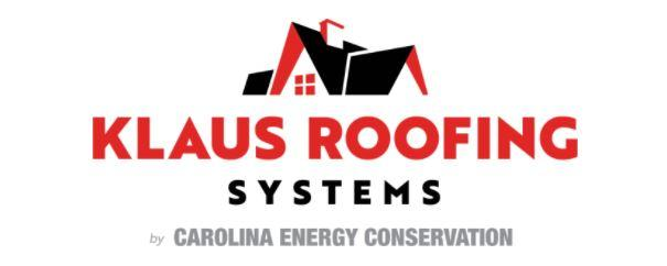 Introducing Klaus Roofing By Carolina Energy Conservation!!