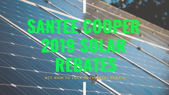 Thinking about going solar? Here's the push you need - Lock in 2019 Rebates today!...