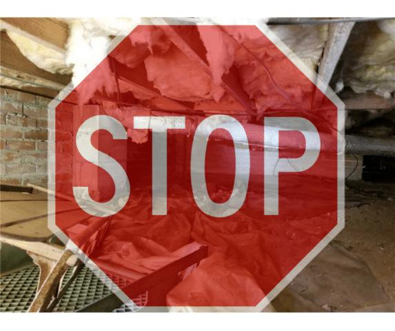 STOP the Moisture with Our Crawl Space Services - Bonneau SC