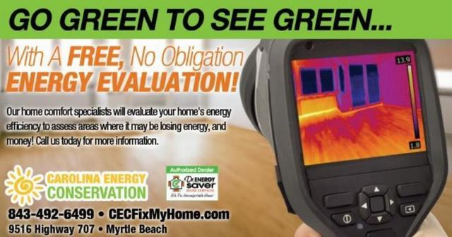 Get a Free Home Energy Evaluation Today!