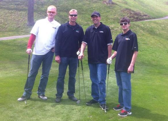 The IHCS team attended a local golf outing for charity at the Tomahawk Hills Golf Course in Jamestown. ...