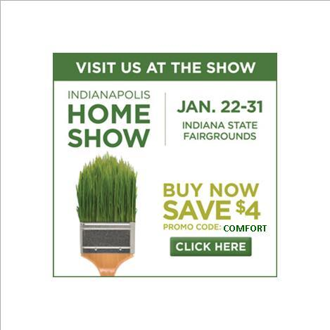Visit Us at the Home Show!