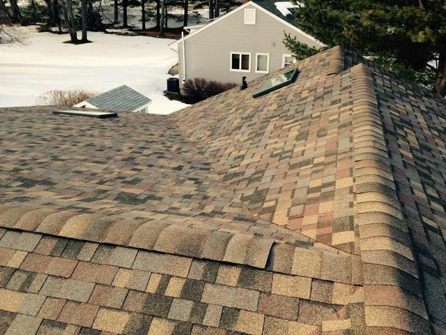 Klaus Larsen is your Winter Roofing Expert