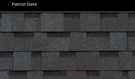 Introducing Patriot Slate: A New Featured Shingle Color