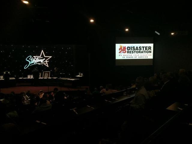Disaster Restoration had the honor of attending a fundrasier by the City of Hoover Fire Department benefiting Camp Conquest and...