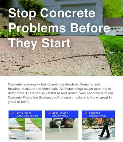 Concrete Protection Program