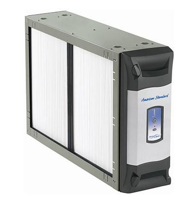 Superior Air Filtration with AccuClean
