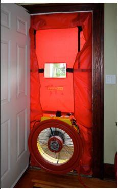 Blower Door Testing, You Need It, We Know