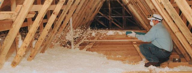 The easiest way to get started with making your home energy efficient is your attic. Attics are usually unfinished and...