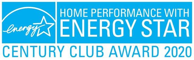 2020 Century Club Award Winner