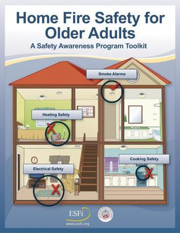 Fire Safety for Older Adults - Image 1