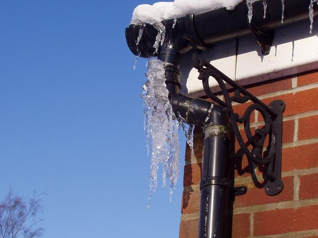How to Keep Your Pipes from Freezing this Winter - Image 1