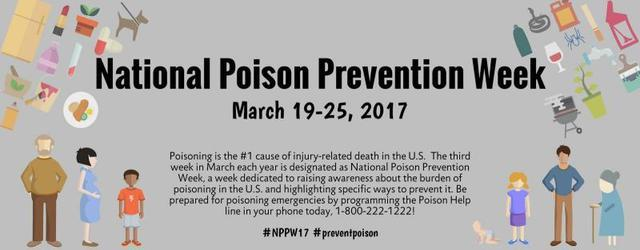 Simple Tips for Poison Awareness