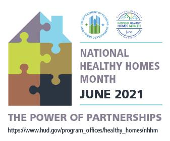 National Healthy Homes Month 2021