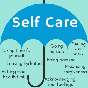 September is National Self-Care Month - Image 1