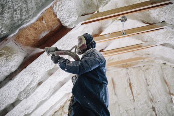 The Advantages of Spray Foam - Image 1