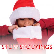 Salvation Army Stocking Stuffers